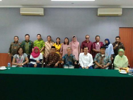 Dewan Pengurus PPDI Periode 2016-2021